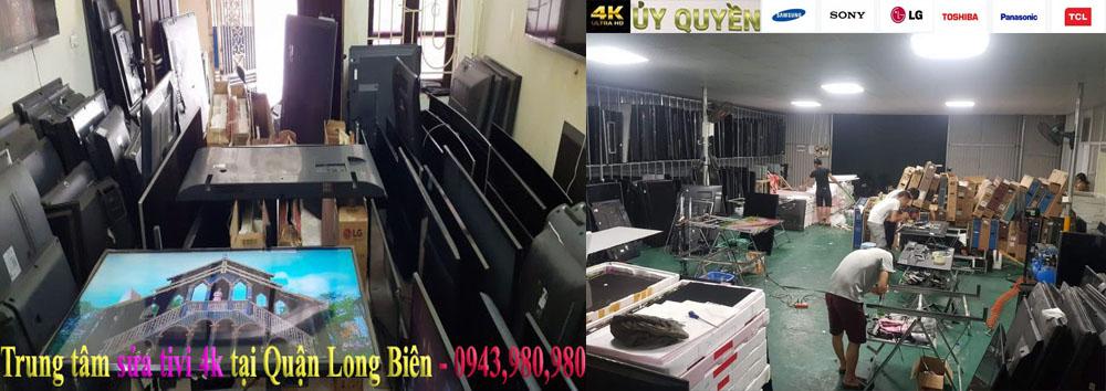 Trung tâm sửa chữa tivi tại quận long biên
